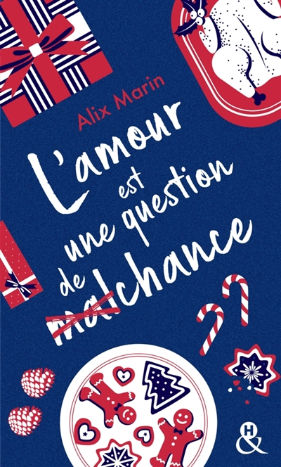 Couverture L'amour est une question de (mal)chance