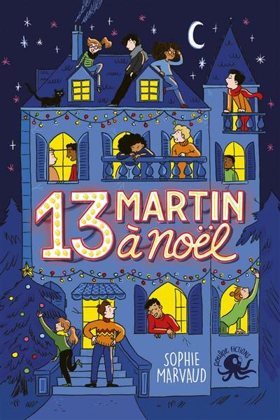 Couverture 13 Martin à Noël