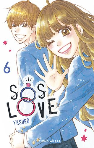 Couverture SOS Love, tome 6