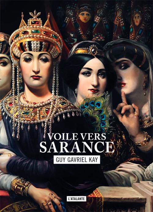 Couverture La Mosaïque de Sarance, tome 1 : Le Chemin de Sarance / Voile vers Sarance