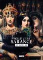 Couverture La Mosaïque de Sarance, tome 1 : Le Chemin de Sarance / Voile vers Sarance Editions L'Atalante (La Dentelle du cygne) 2019