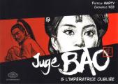 Couverture Juge Bao, tome 6 : Juge Bao et l'impératrice oubliée Editions Fei 2014
