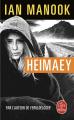 Couverture Kornélius, tome 1 : Heimaey Editions Le Livre de Poche 2019