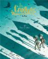Couverture Les Croques, tome 2 : Oiseaux de malheur Editions de la Gouttière 2019