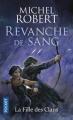 Couverture La Fille des Clans, tome 2 : Revanche de Sang Editions Pocket 2019