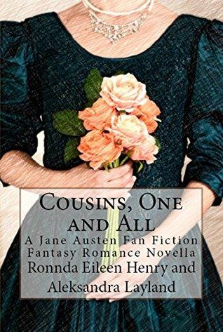 Couverture Cousins, One and All: A Jane Austen Fan Fiction Fantasy Romance Novella
