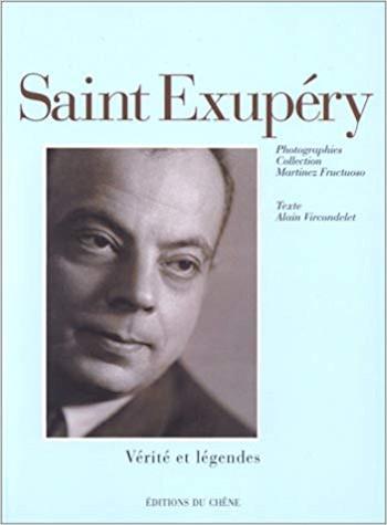 Couverture Saint-Exupéry : Vérité et légendes