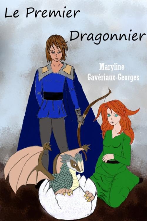 Couverture Le premier dragonnier
