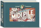 Couverture Midi pile : une aventure de Jacominus Gainsborough Editions Sarbacane 2019