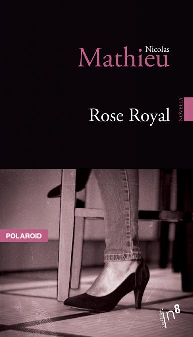 Couverture Rose Royal