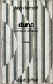 Couverture Dune suivi de Le messie de Dune Editions Robert Laffont (Ailleurs & demain) 1978