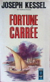 Couverture Fortune carrée Editions Pocket 1968
