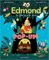 Couverture Edmond : La fête sous la lune Editions Nathan 2019
