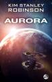 Couverture Aurora Editions Bragelonne (Science-fiction) 2019