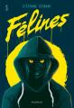 Couverture Félines Editions du Rouergue 2019