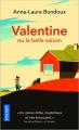 Couverture Valentine ou la belle saison Editions Pocket 2019