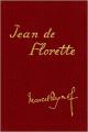 Couverture L'eau des collines, tome 1 : Jean de Florette Editions Pastorelly 1987