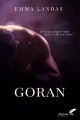 Couverture Goran Editions Audible studios 2019