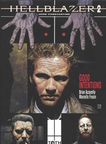 Couverture Hellblazer : Good Intentions