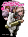 Couverture Danganronpa, The Animation : tome 3 Editions Mana books 2019
