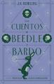 Couverture Les contes de Beedle le barde Editions Salamandra 2017