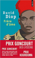 Couverture Frère d'âme Editions Points 2019