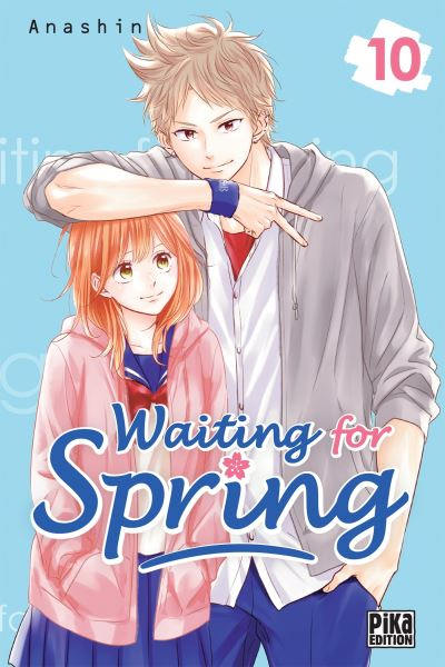 Couverture Waiting for spring, tome 10
