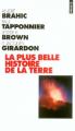 Couverture La plus belle histoire de la terre Editions Points 2002