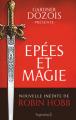 Couverture Épées et magie Editions Pygmalion (Fantasy) 2019