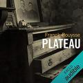 Couverture Plateau Editions Audible studios 2017
