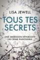 Couverture Tous tes secrets Editions Milady (Romance - Suspense) 2019