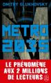 Couverture Métro 2035 Editions Le Livre de Poche (Science-fiction) 2019
