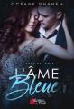 Couverture L'âme bleue, tome 1 Editions Plumes du web 2019