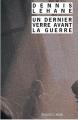 Couverture Un Dernier Verre avant la guerre Editions Rivages 2013
