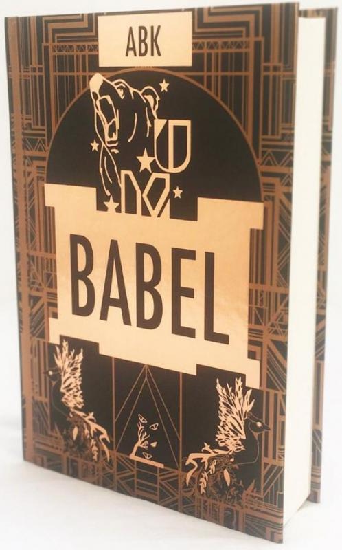 Couverture Babel