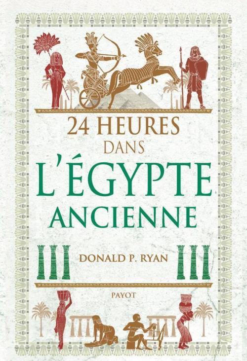 Couverture 24 heures dans l'Égypte ancienne