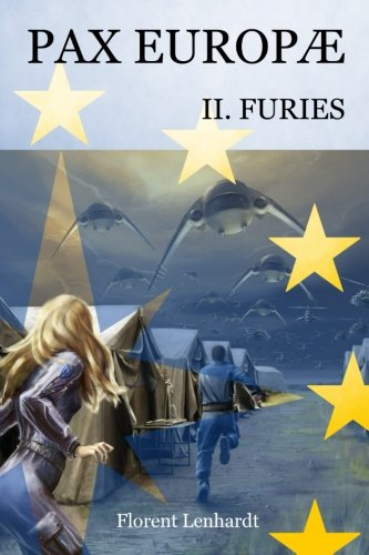 Couverture Pax Europae, tome 2 : Furies
