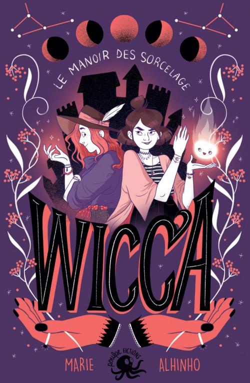 Couverture Wicca, tome 1 : Le manoir des Sorcelage