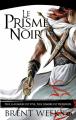 Couverture Le porteur de lumière, tome 1 : Le prisme noir Editions Milady (Fantasy) 2015