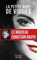 Couverture La petite mort de Virgile Editions de Borée (Marge noire) 2019