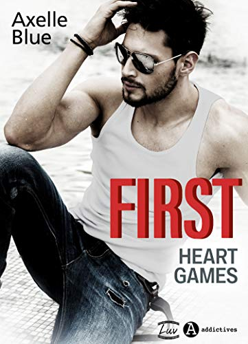 Couverture First. Heart Games
