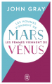 Couverture Les hommes viennent de Mars, les femmes viennent de Vénus Editions J'ai Lu (Bien-être) 2011
