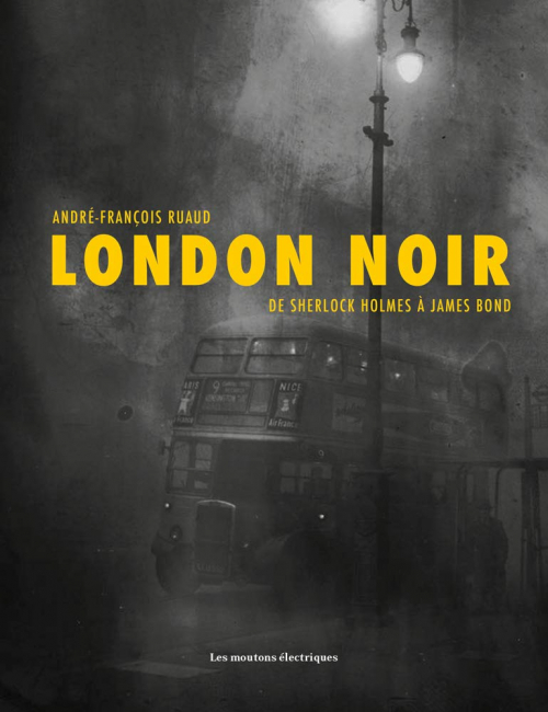 Couverture London noir