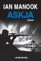 Couverture Kornélius, tome 2 : Askja Editions Albin Michel 2019