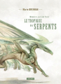 Couverture Mémoires, par Lady Trent, tome 2 : Le tropique des serpents Editions L'Atalante (La Dentelle du cygne) 2016