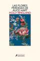 Couverture Les fleurs sauvages Editions Salamandra 2019