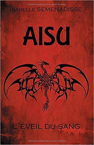 Couverture Aisu, tome 1 : L'éveil du sang