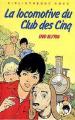 Couverture La locomotive du club des cinq Editions Hachette (Bibliothèque rose) 1961