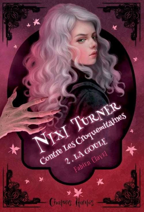 Couverture Nixi Turner contre les Croquesmitaines, tome 2 : La Goule