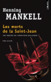 Couverture Les morts de la Saint-Jean Editions Points (Policier) 2002